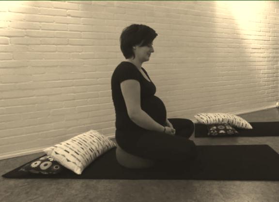 zwangerschapsyoga rieke van laar apeldoorn hatha yoga voor volwassenen